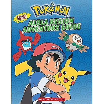 POKEMON: Alola Region Adventure Guide (Pokemon)