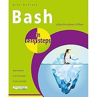 Bash in easy steps (In Easy Steps)