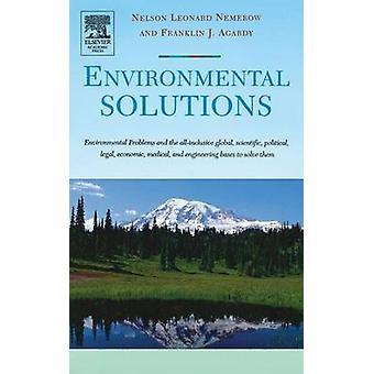 Miljölösningar miljöproblem och AllInclusive globala vetenskapliga politiska rättsliga ekonomiska Medical och teknik av Agardy & Franklin J.