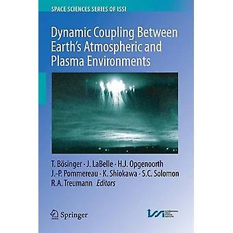 الاقتران الديناميكي بين البيئات الجوية والبلازما للأرض من قبل بوسنجر و تيلمان