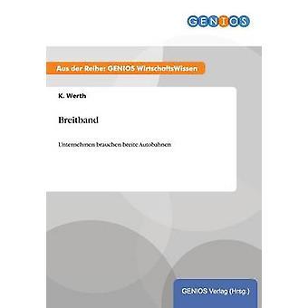 Breitband par Werth & K.