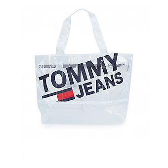 Tommy Hilfiger Accessories Tommy Jeans Mesh Summer Tote Bag
