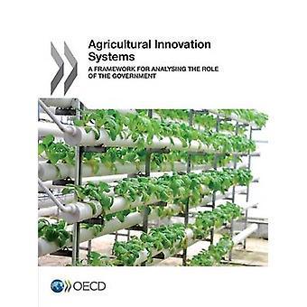 Innovación agrícola sistemas un marco para analizar el papel del gobierno por la OCDE