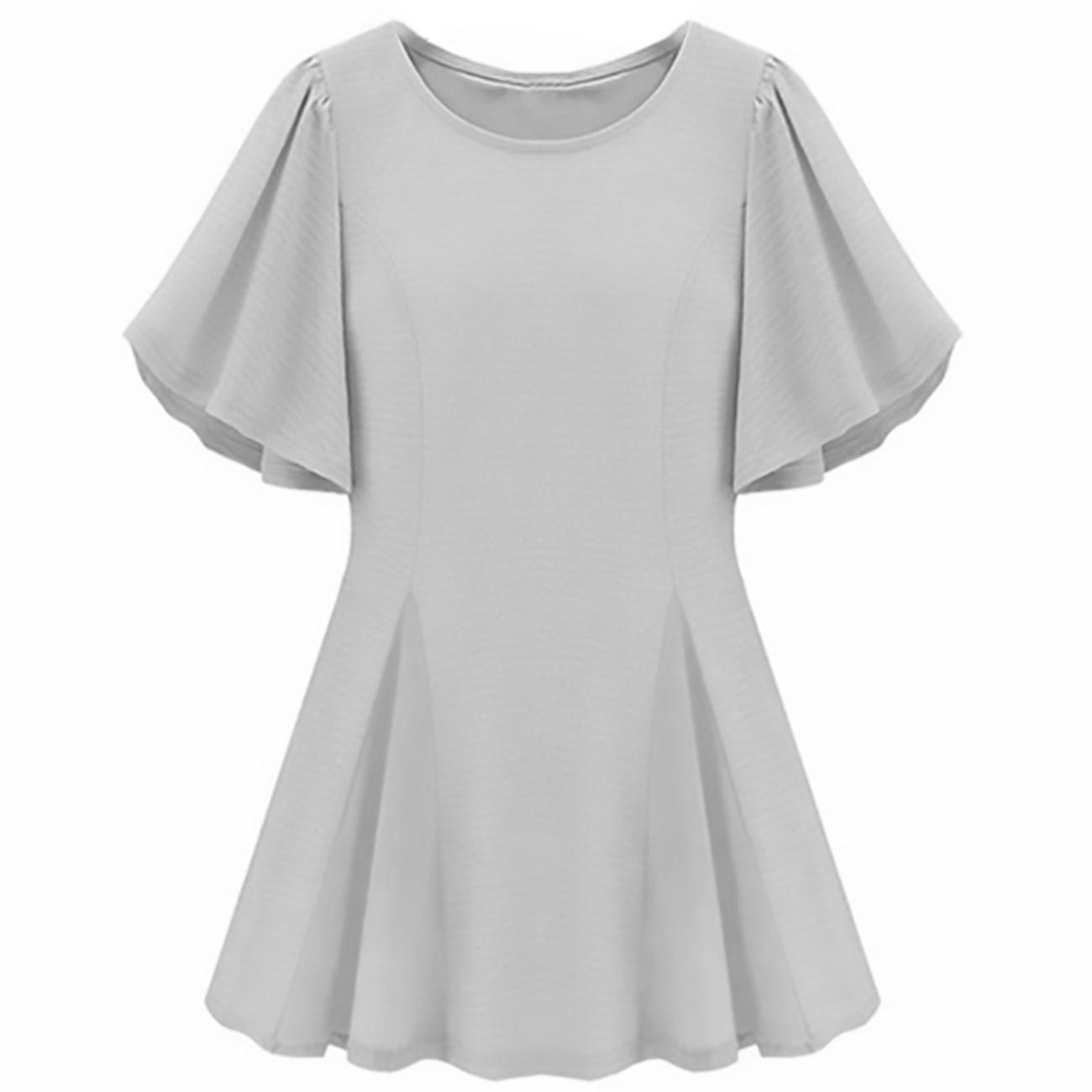 Small summer dress with bat sleeves Deacon