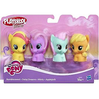 My Little Pony, Playskool is Friends-4 pack