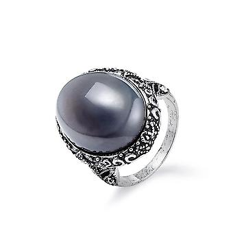 Intrigue Womens/Ladies Agate Ring