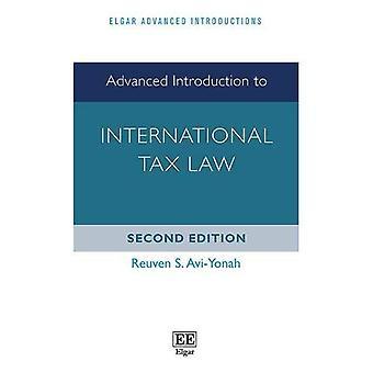 Fortgeschrittene Einführung in das internationale Steuerrecht (Elgar Advanced Introductions Series)