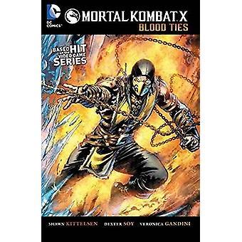 Mortal Combat X - Blood Ties by Shawn Kittelsen - Dexter Soy - Veronic