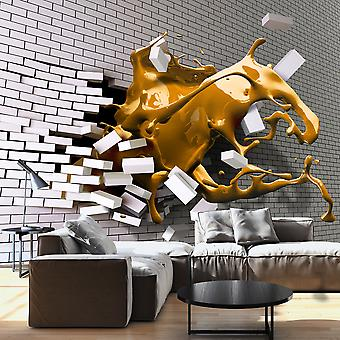 Wallpaper - Saffron  afflatus