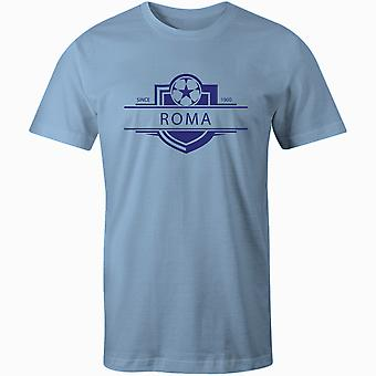 Lazio 1900 Established Badge Football T-Shirt