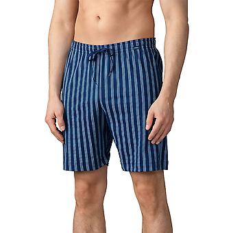 Mey Men 20950 Men's Lounge Striped Cotton Pajama Pyjama Short