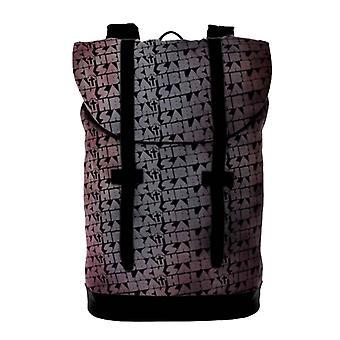 Black Sabbath Backpack Heritage Bag Distressed Cross Band Logo Official Black