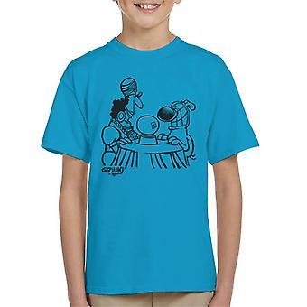 Grimmy Fortune Teller camiseta para niños