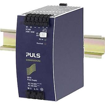 PULS DIMENSION Rail mounted PSU (DIN) 48 Vdc 5 A 240 W 1 x