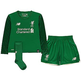 Nuovo equilibrio Infant Boys Liverpool Football Club Home Goalkeeper Kit
