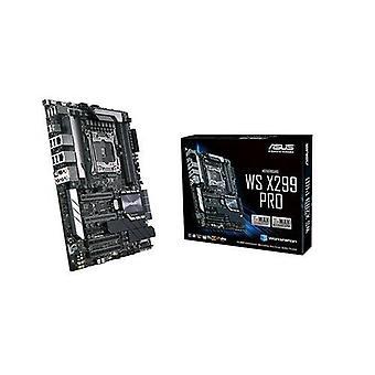 Asus ws x299 pro x299 atx socket r4 chipset x299