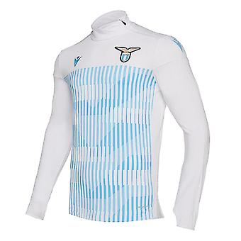 2019-2020 Lazio Macron Training Top (White)