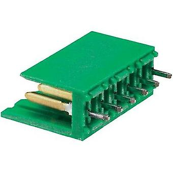 Pin strip (standard) AMPMODU MOD I Total number of pins 8 TE Connectivity 280612-2 Contact spacing: 3.96 mm 1 pc(s)