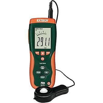 Extech HD-400 Lux-Meter, illumination measuring device, Brightness meter, 400 à 400 000 lx