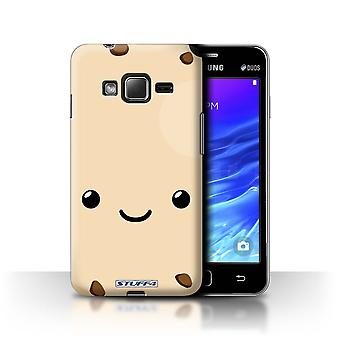 STUFF4 Case/Cover for Samsung Z1/Z130/Cookie/Kawaii Food