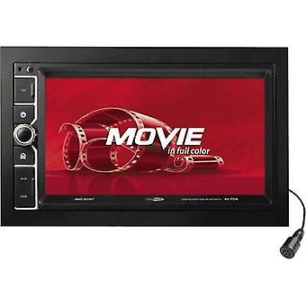 Double DIN monitor receiver Caliber Audio Technology RMD 801BT