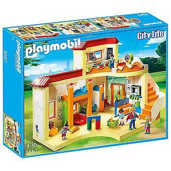 Playmobil Nursery 5567 (Toys , Dolls And Accesories , Miniature Toys , Stages)