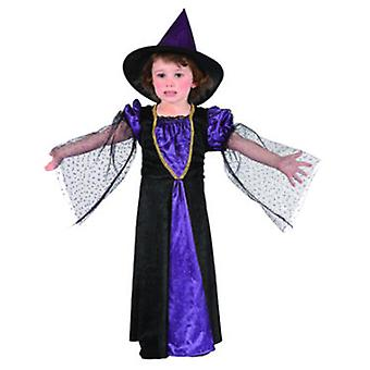 Guirca Witch Costume Size 2-4 years (Costumes)