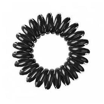 Bifull Coletero Invisible Negro (Woman , Hair , Accessories , Scrunchy)