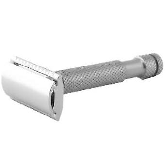 Executive Shaving The Braveheart Stainless Steel Handle Safety Razor