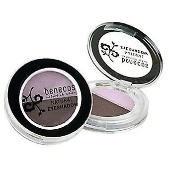 Benecos Eye Shadow Duo Noblesse (Maquillage , Yeux , Ombres)