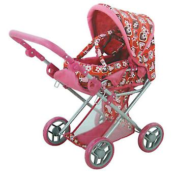 Vercor Stroller With Carrycot (Toys , Dolls And Accesories , Baby Dolls , Strollers)