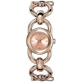 ESPRIT ladies watch wristwatch Lorro Rosé stainless steel ES106802003