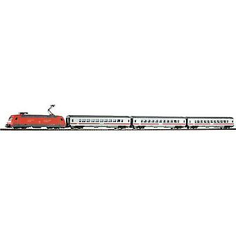 Piko H0 59100 H0 analogue Start-Set BR 101with Intercity