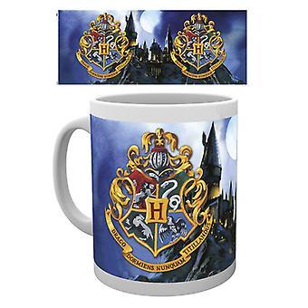 Harry Potter Hogwarts taza