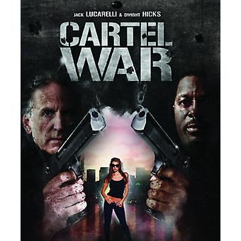 Cartel War [Blu-ray] USA import