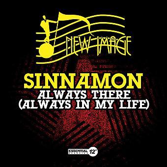 Sinnamon - tam zawsze (zawsze w mój życie) import USA [CD]