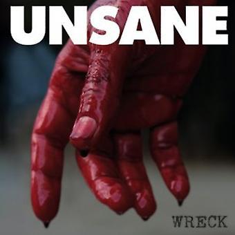 Unsane - vrag [CD] USA importerer