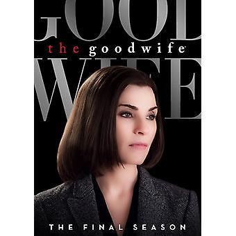 Dobra żona: Import USA ostatniego sezonu [DVD]