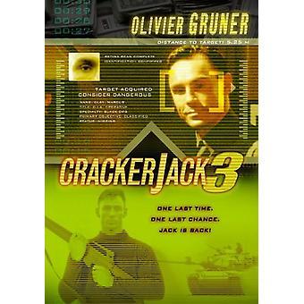 Crackerjack 3 [DVD] USA importerer