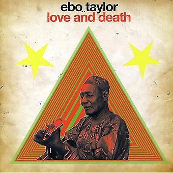 Ebo Taylor - kærlighed & død [CD] USA import