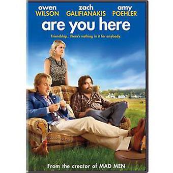 Er du her [DVD] USA import