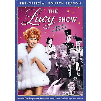 Lucy Show - Lucy Show: The Official Fourth Season [DVD] USA import