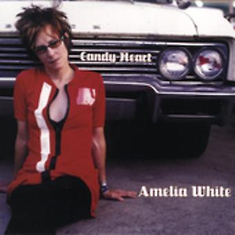 Amelia White - Candy Heart [DVD] USA import