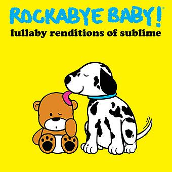 Rockabye Baby - Lullaby Renditions of Sublime [CD] USA import
