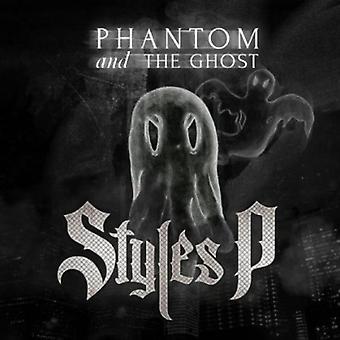 Styles P - Phantom af Ghost [CD] USA importerer