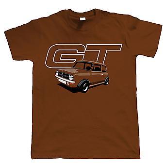 Vectorbomb, 1275 GT, Mens Classic Car T-Shirt