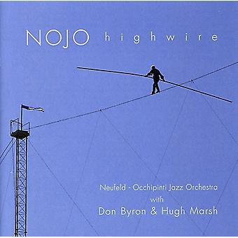 Nojo - Highwire [CD] USA importerer