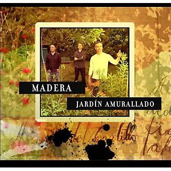 Madera - Jardon Amurallado [CD] USA import