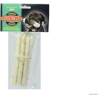 Bravo Peppermint Twist Palito 5 'Pack 10 units (Dogs , Treats , Bones)