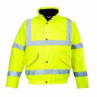 Portwest - Hi-Vis Safety Bomber Workwear Jacket
